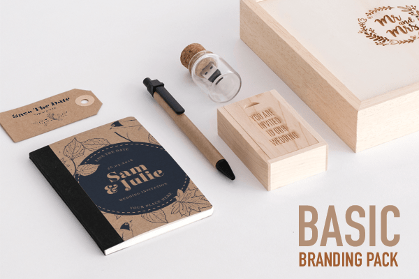 Basic Branding Package For Small Business