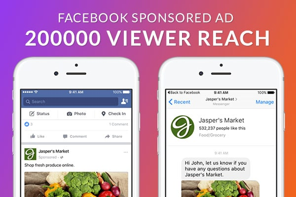 Facebook Advertising Packages 200000 VIEWER