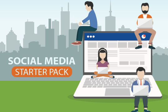 Social Media Package for Brand Awarness