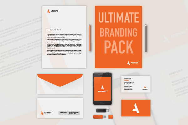 Ultimate Branding Package