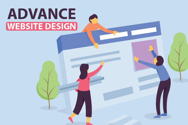 Advance Website Design Package